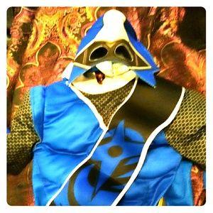 Toddler boys Power Ranger Costume